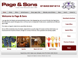 Page & Sons