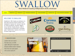 Swallow Soft Drinks, Beer and Cider Wholesalers Ltd
